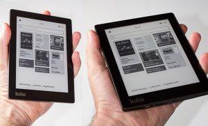 Liseuse numérique kobo aura mobilité
