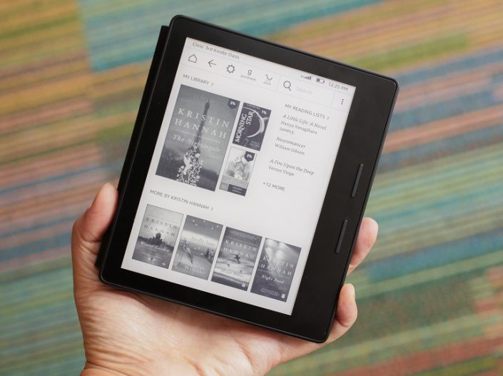 Choisir une liseuse numérique photo
