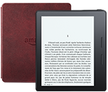 Un aperçu de la Kindle Oasis Amazon