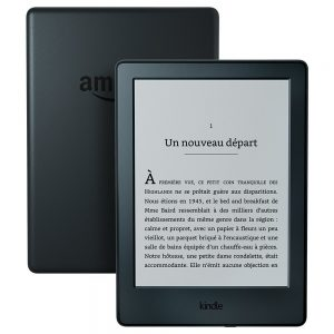 La Kindle Amazon - Face avant et arrière
